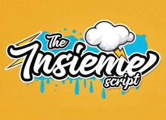 Insieme Font