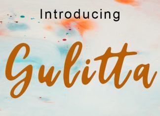 Gulitta Font
