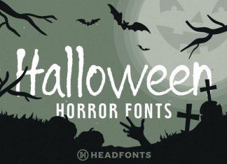 Halloween Horror Font