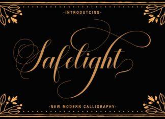 Safelight Font