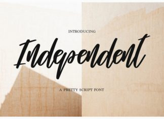 Independent Font