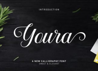 Youra Font
