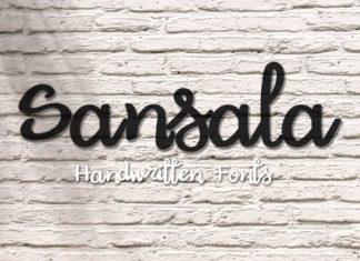 Sansala Font