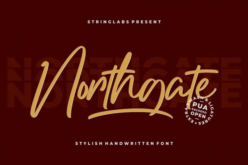 Northgate Font