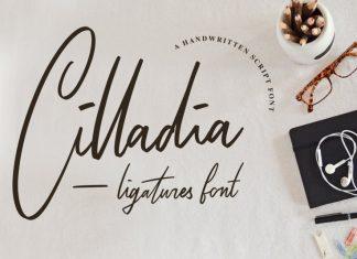 Cilladia Font