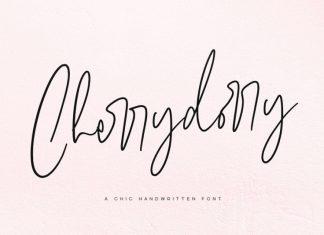 Cherrydorry Font