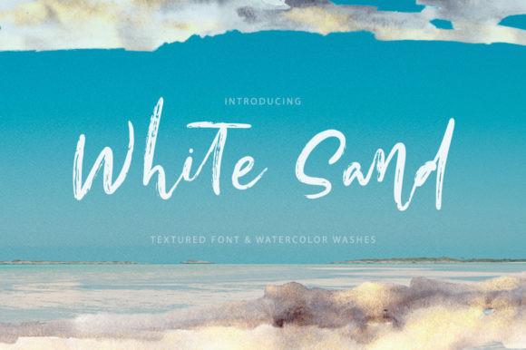 White Sand Font