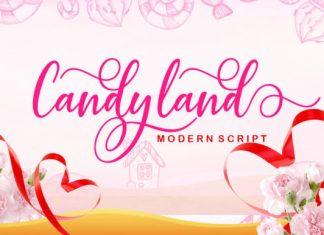 Candyland Font