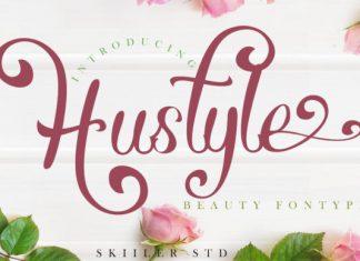 Hustyle Font