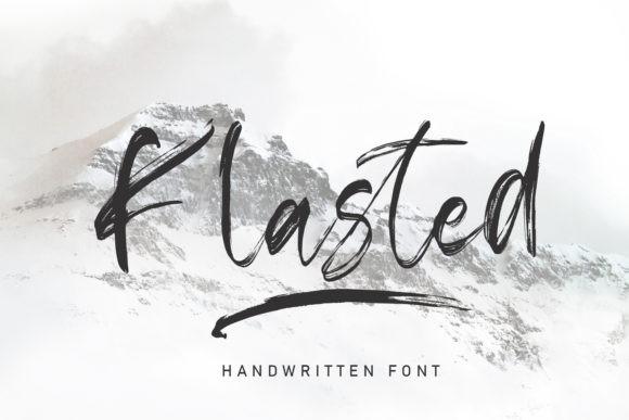 Klasted Font