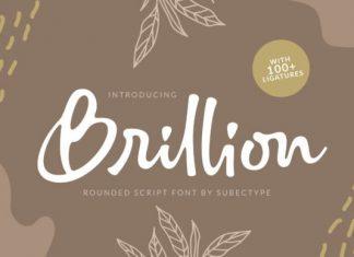 Brillion Font