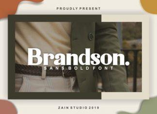Brandson Font