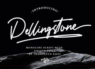 Dellingstone Font