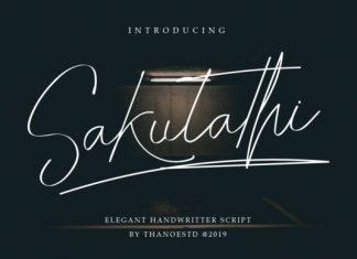 Sakulathi Font
