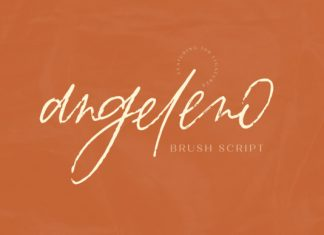 Angeleno Font