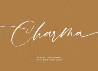 Charma Font