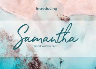 Samantha Font