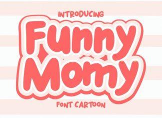 Funny Momy Font