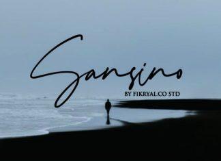 Sansino Font