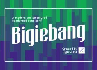 Bigiebang Font