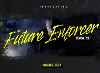 Future Enforcer Font