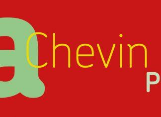 Chevin Pro Font