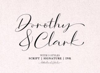 Dorothy Clark Font