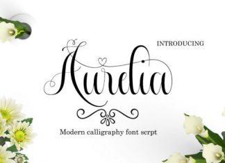 Aurelia Font