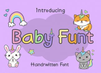 Baby Funt Font
