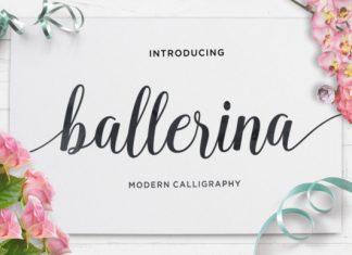 Ballerina Font