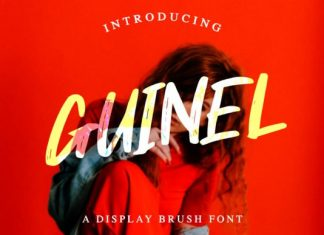 Guinel Font