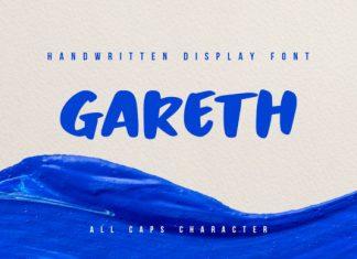 Gareth Font