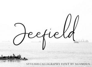 Jeefield Font