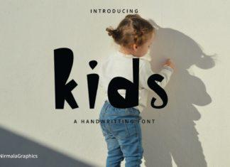 Kids Font