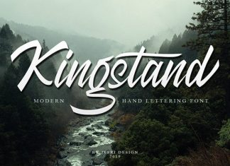 Kingstand Font