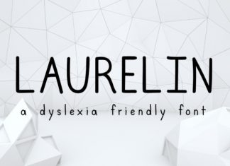 Laurelin Font