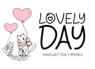 Lovely Day Font
