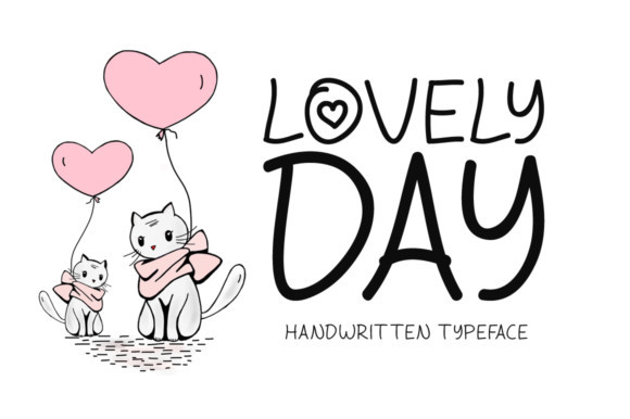 Lovely Day Font