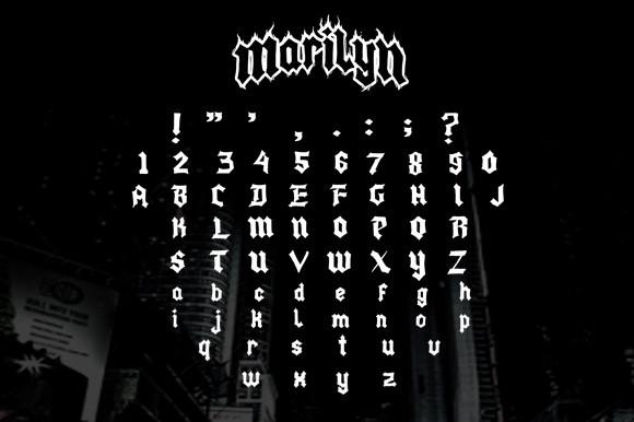 Marilyn Font