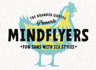 Mindflyers Font