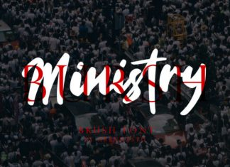 Ministry Font