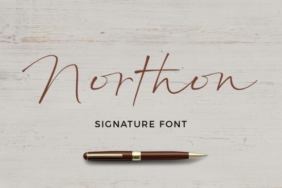 Northon Font