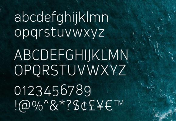 Oceania Font