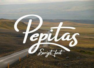 Pepitas Font