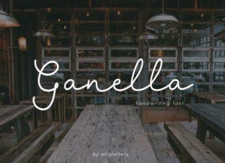 Ganella Font