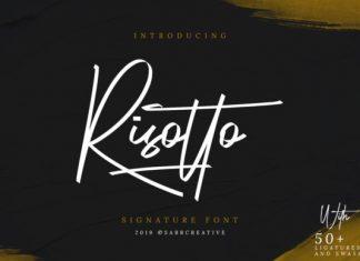 Risotto Font