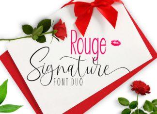 Rouge Font