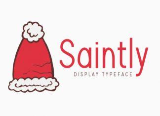 Saintly Font