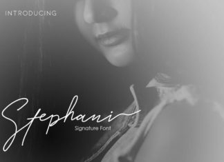 Stephani Font