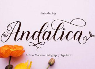 Andalica Font